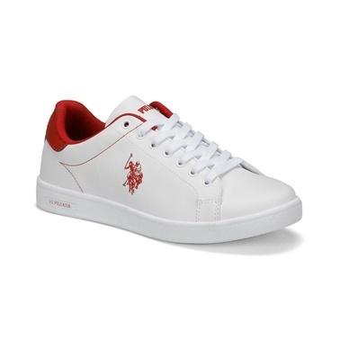 U.S. Polo Assn. Steve 9Pr Beyaz Kadın Sneaker Ayakkabı Beyaz